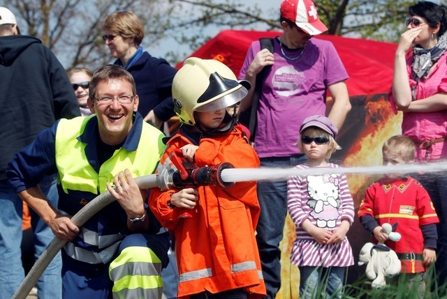 Feuerwehrfest 16.04.2011